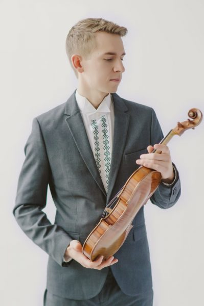 Emmanuel Borrowsky Violin Finder